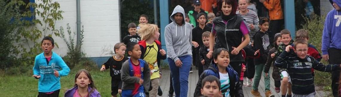 Spendenlauf - wir laufen für unsere Gemeinschaftsschule