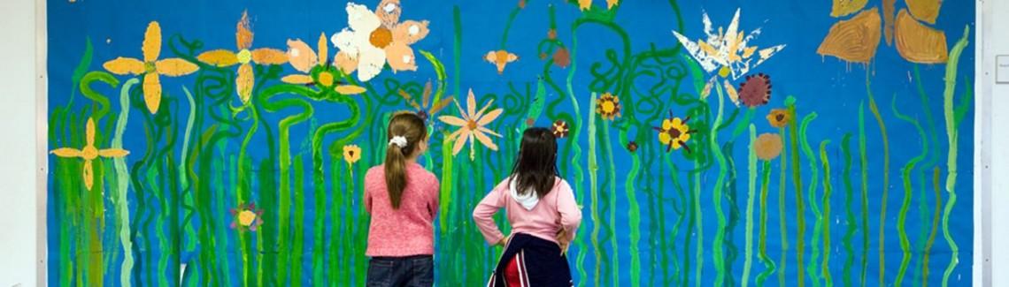Kunst an unserer Schule