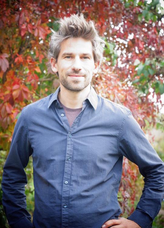 Philipp Fiedler ist Lehrer am Campus Hannah Höch