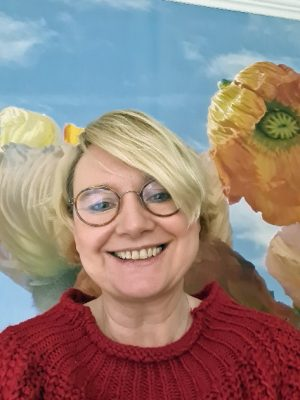 Anja Trümper, Lehrerin am Campus Hannah Höch