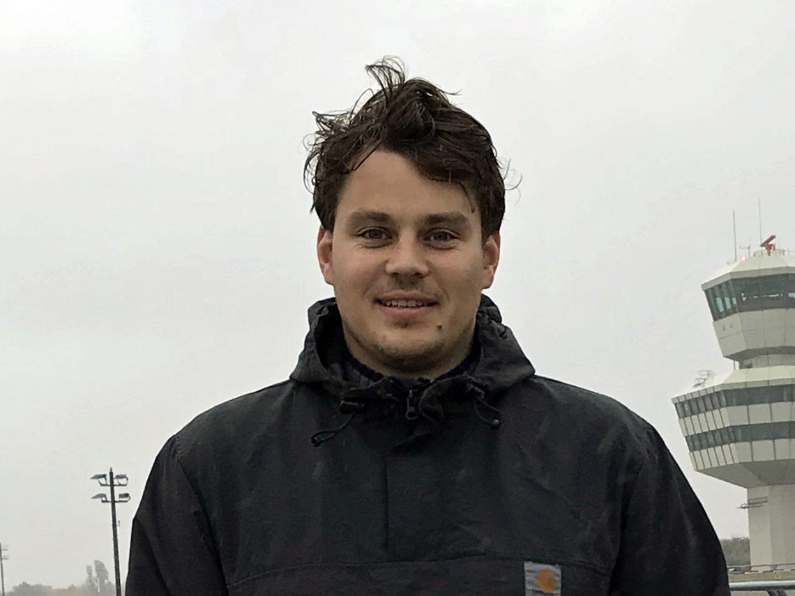 Martin Koch, Lehrer am Campus Hannah Höch